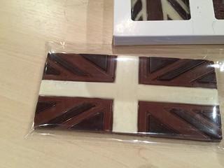Union Jack Chocolate