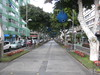The Avenida toward the Plaza