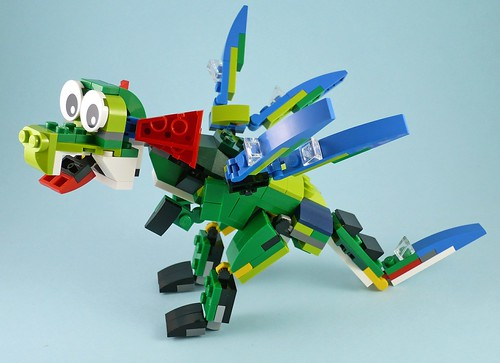 LEGO Creator 31031 Rainforest Animals 51