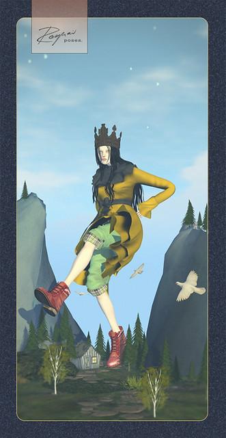 CyoT & ROQUAI - Tarot Fool #4