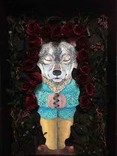 Last peek before deathly quiet :wolf