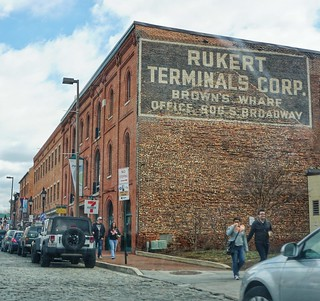 Rukert Terminals Ghost