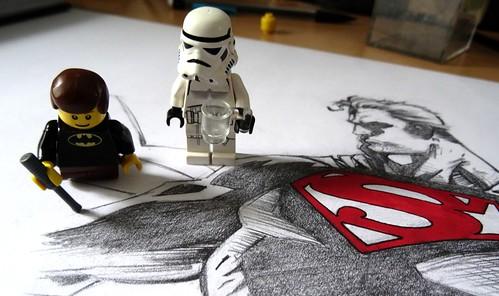Draw my hero