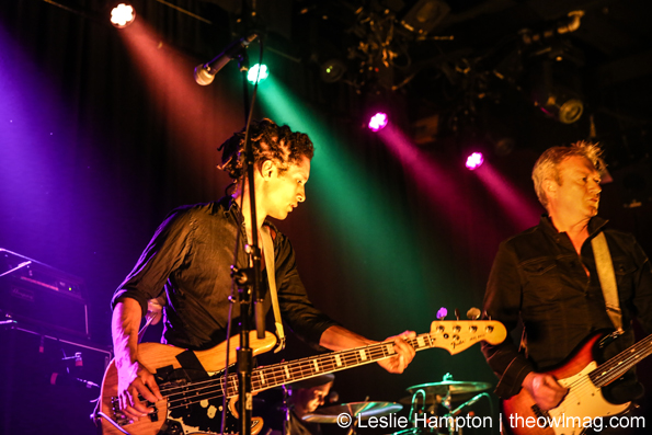 Gang of Four @ The Independent, San Francisco 3/23/15