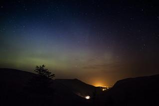 Aurora in Donegal..... 319/365