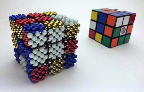 Mubik's Cube 3