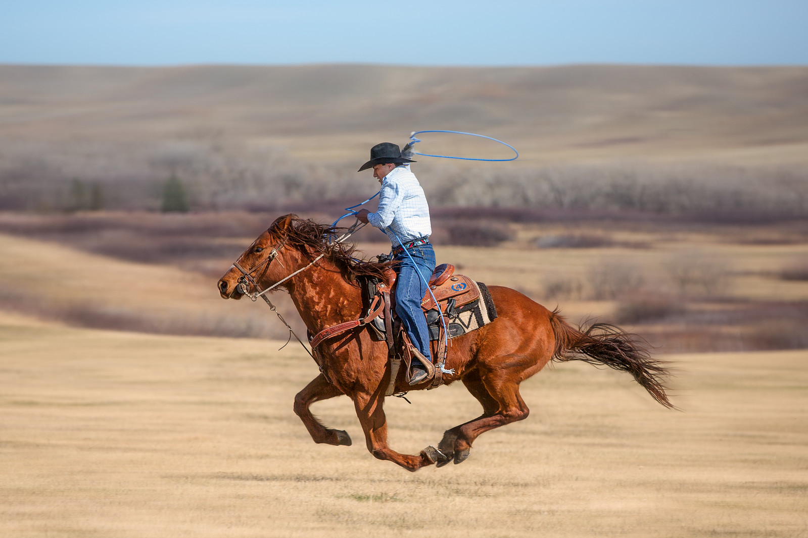 Roping Fast
