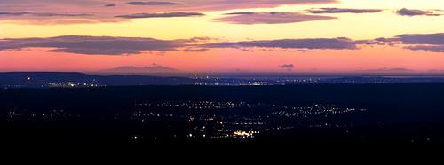 sunset soleil provence canigou bouchesdurhône provencealpescôtedazur vauvenargues