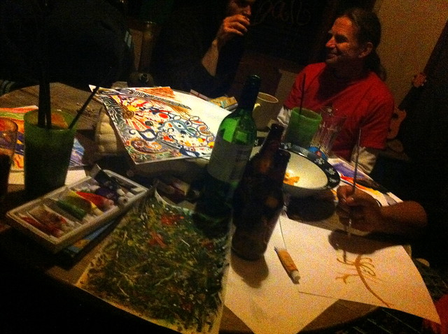 Chez Hag Occugathering 7 Oct 2012 (2)