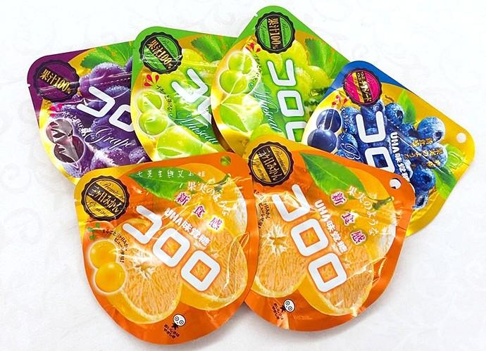 25 日本軟糖推薦 日本人氣軟糖