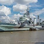 HMS Belfast 的形象. city uk travel england london river reisen britain great belfast stadt fluss gebäude themse hms grossbritannien