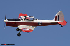 G-AOSY WB585 M - C1 0037 - Private - De Havilland Canada DHC-1 Chipmunk 22 - Little Gransden - 070826 - Steven Gray - IMG_3103