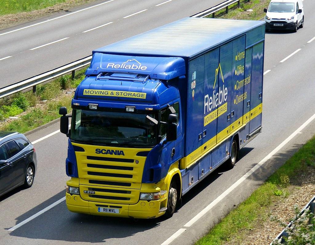 Reliable Moving U0026 Storage, R11 MVL