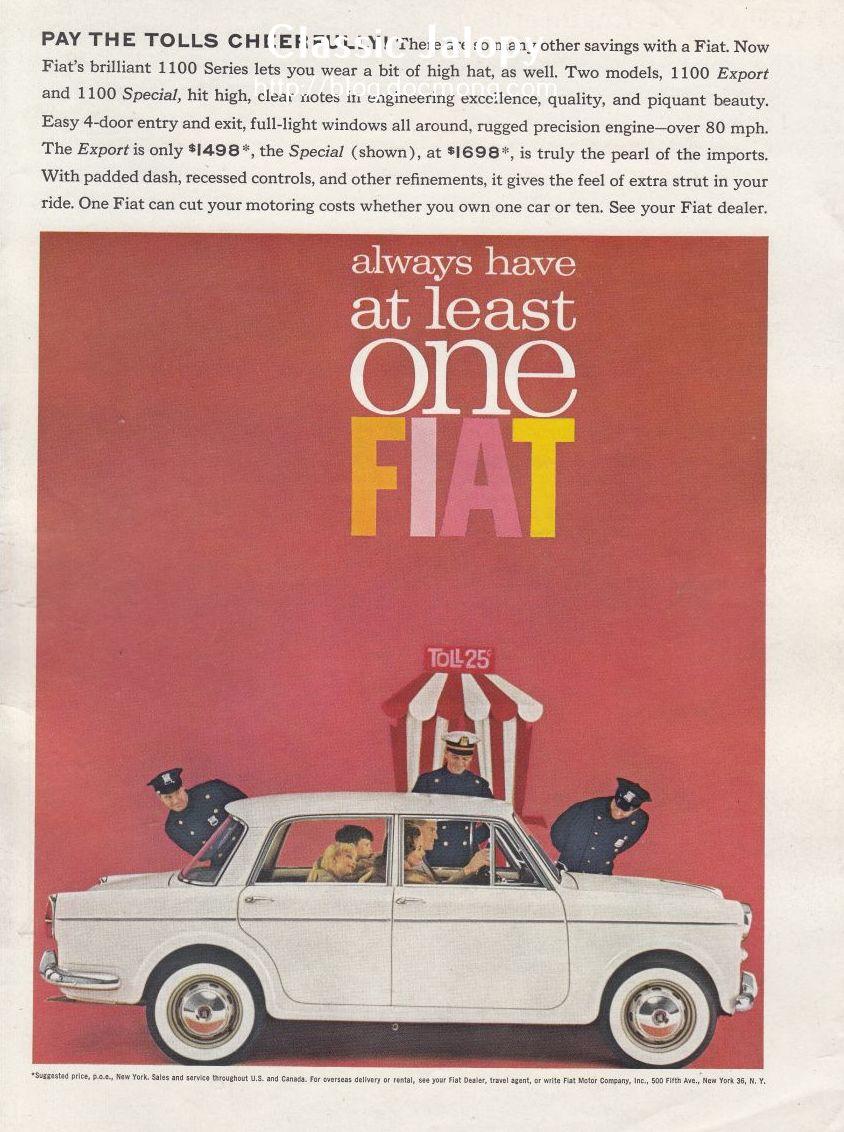 Fiat Tolls