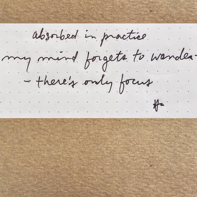 Mindlessly mindful