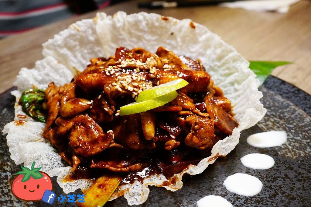 朴先生菜包白切肉