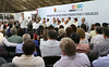 Encabeza Velasco encuentro con sectores sociales y productivos de Chiapas
