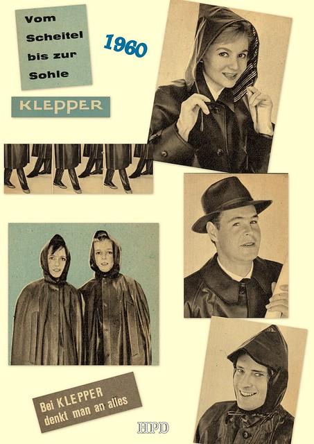 Kleppermode 1960
