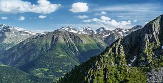 Bettmeralp region, Switzerland