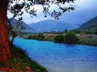 Beautiful Scenery of Manigam (Ganderbal District), Kashmir