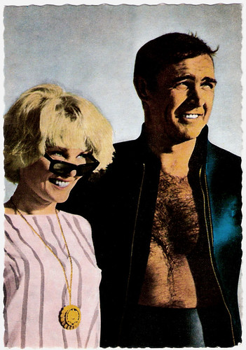 Sean Connery, Molly Peters