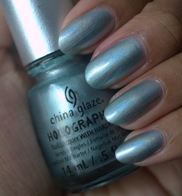 China Glaze Don't Be A Luna-tic nail polish