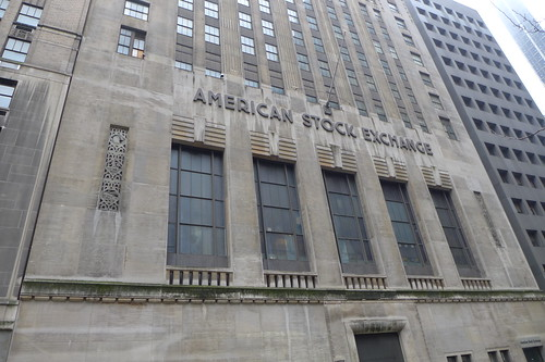 American Stock Exchange (New York Curb Exchange)