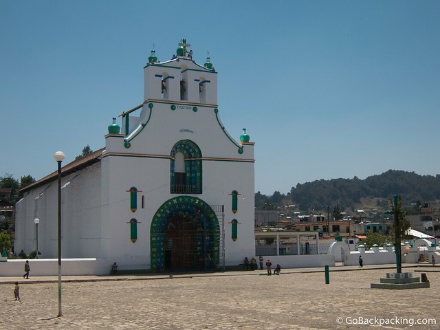 Church of San Juan Chamula