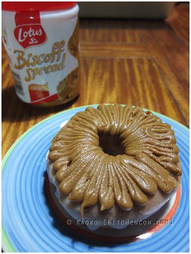 Cookie Butter Doughnut
