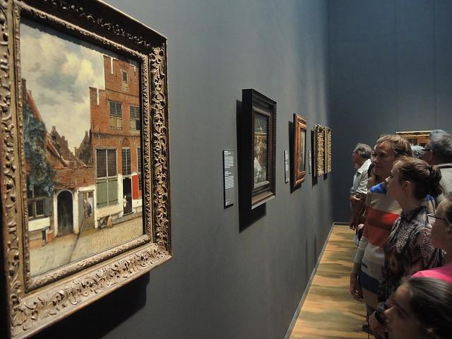 Rijksmuseum by CC user Reinoud Kaasschieter on Flickr