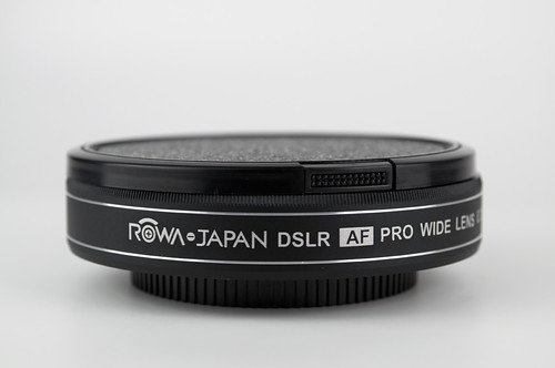 ロワ RW-W-52-7X 0.7x 超薄型ワイドコンバージョンレンズ