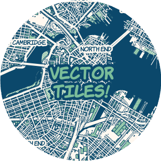 Vector Tiles for MapBox Streets