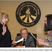 Trustee take oath; new officers voted in