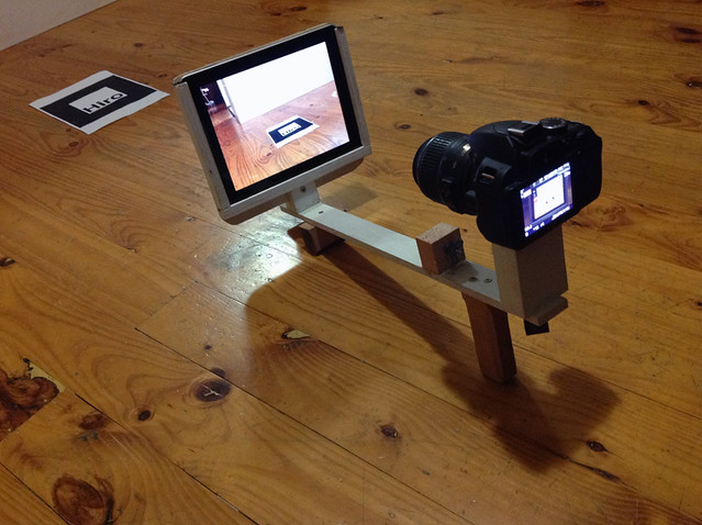 ARIG (Tablet mount)