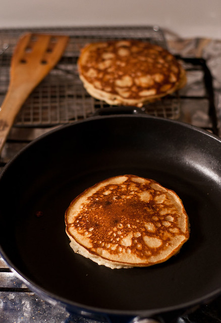Wholewheat Oats Pancakes | 7spice
