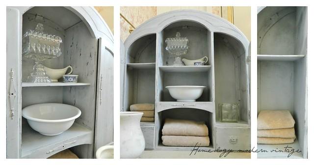 storage ideas for a bath
