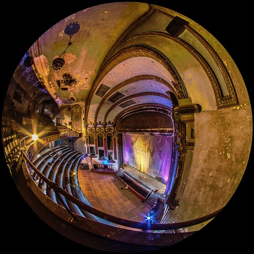 birmingham alabama fisheye hdr circular lyrictheater sigma45