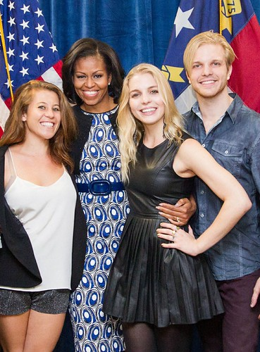 Delta Rae Michelle Obama