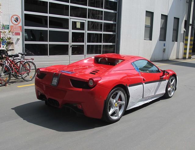 Ferrari Factory Tour In Maranello Italia 15 Explore