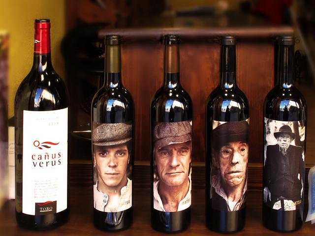 vino toro zamora: