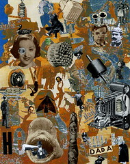 Hannah Hoch,Cut with the Kitchen Knife Dada Through the Last Weimar Beer-Belly Cultural Epoch of Germany