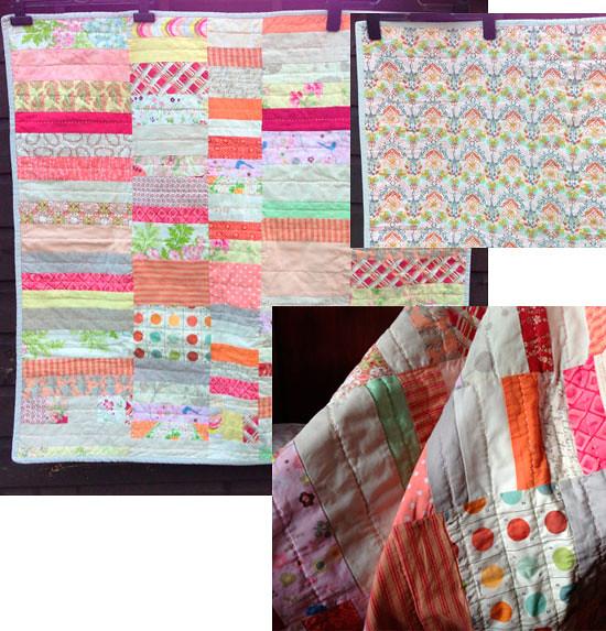 quilt, mantas patchwork, niños, bebes, beemama