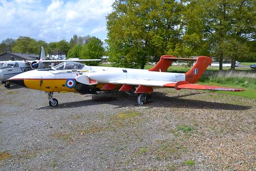 XS587 G-VIXN Sea Vixen FAW(TT)8