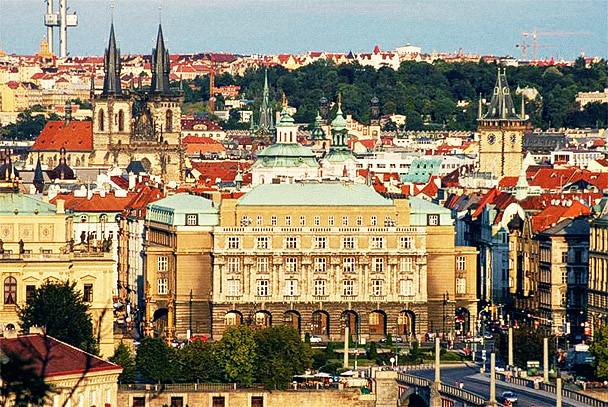 Прага. Карлов университет