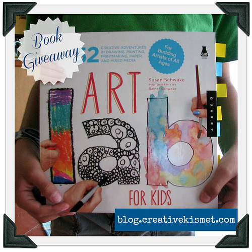 Art Lab for Kids - Giveaway
