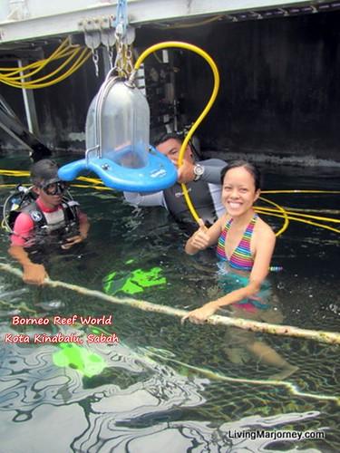 Borneo Reef World, Kota Kinabalu