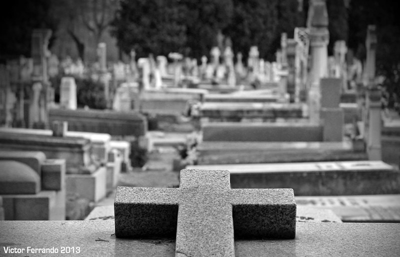 Cementerio de la Almudena - Madrid