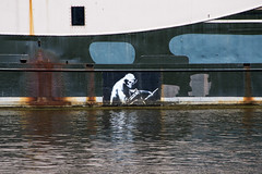 Day 2 - Banksy - Sunday Walk