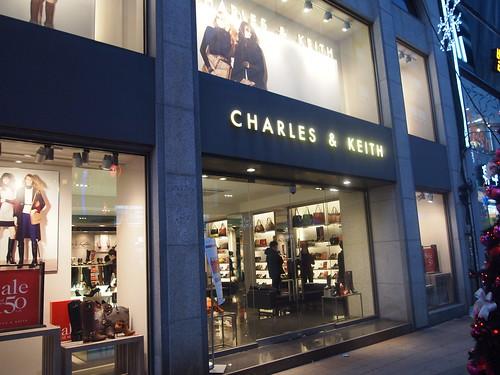 CHARLES & KEITH (チャールズアンドキース)