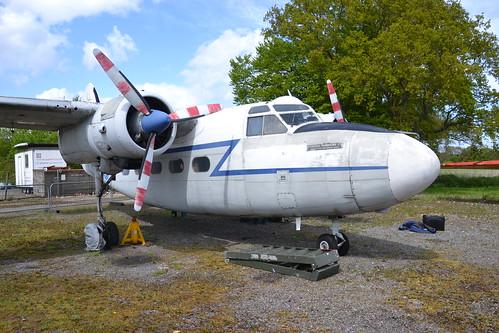 XK885 Pembroke C.1